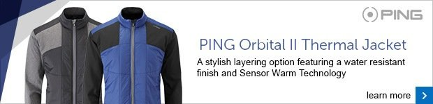 PING Autumn Winter clothing 2015
