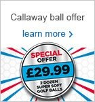Callaway Supersoft double dozen