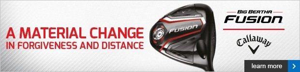 Callaway Big Bertha Fusion Woods