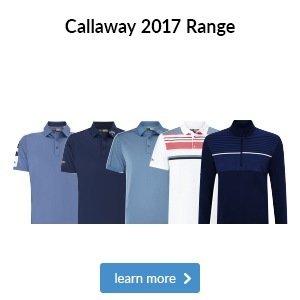 Callaway Spring Summer 2017 Clothing