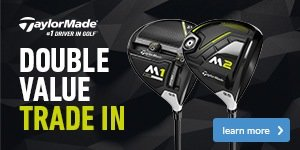TaylorMade double value trade in