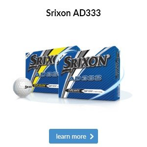 Srixon AD333 golf ball