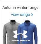 Under Armour autumn winter clothing 2017