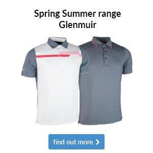 Glenmuir Men's Spring Summer Collection