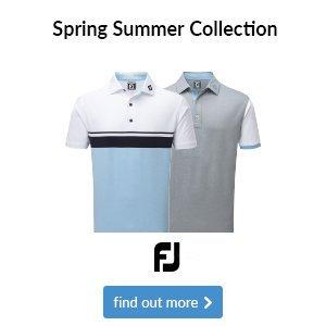 FootJoy Summer Clothing 2018