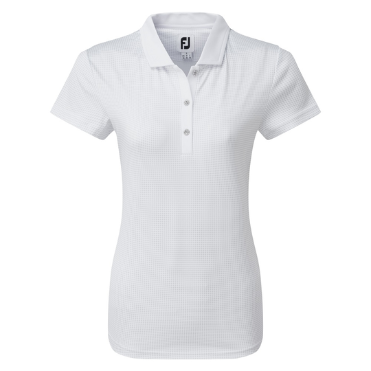 FootJoy Dot Print Polo Shirt